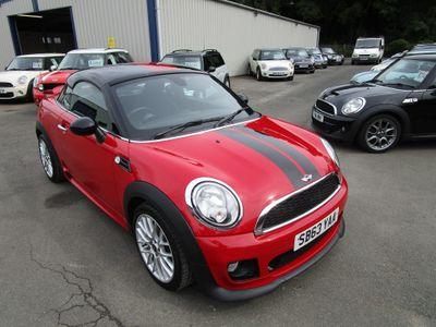 MINI Coupe Coupe 1.6 Cooper 2dr