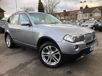 BMW X3 SUV 2.5 si SE Auto 4WD 5dr