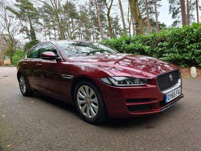Jaguar XE Saloon 2.0d Portfolio (s/s) 4dr