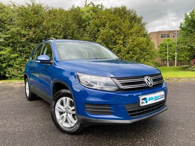 Volkswagen Tiguan SUV 2.0 TDI BlueMotion Tech S 2WD (s/s) 5dr