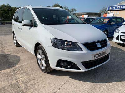 SEAT Alhambra MPV 2.0 TDI Ecomotive SE (s/s) 5dr