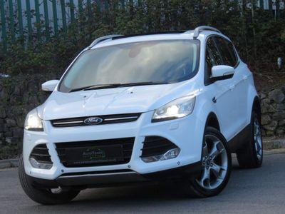 Ford Kuga SUV 2.0 TDCi Titanium X 5dr