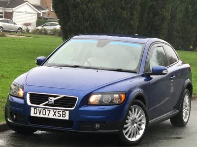 Volvo C30 Coupe 2.0 SE Lux 2dr