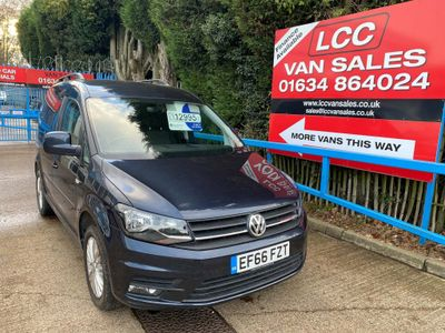 Volkswagen Caddy Panel Van 1.6 TDI C20 CR Edition EU5 5dr