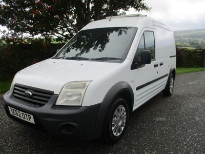 Ford Transit Connect Temperature Controlled 1.8 TDCi T230 High Roof LWB 4dr DPF
