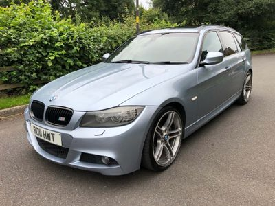 BMW 3 Series Estate 3.0 325d M Sport Touring 5dr