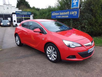 Vauxhall Astra GTC Coupe 2.0 CDTi SRi (s/s) 3dr