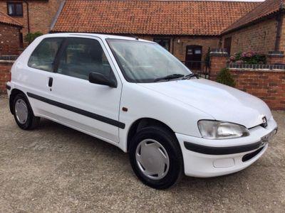 Peugeot 106 Hatchback 1.4 XL 3dr