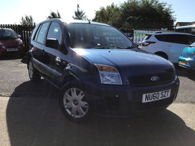 FORD FUSION Hatchback 1.4 TDCi Style + 5dr