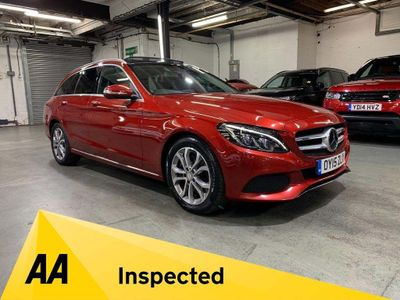 Mercedes-Benz C Class Estate 2.1 C300h BlueTEC Sport G-Tronic+ (s/s) 5dr