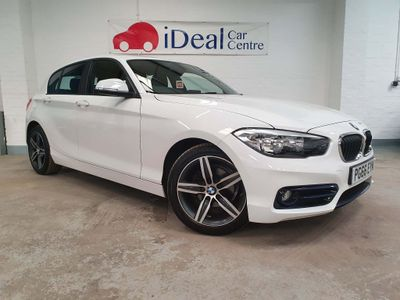 BMW 1 Series Hatchback 1.5 118i Sport (s/s) 5dr