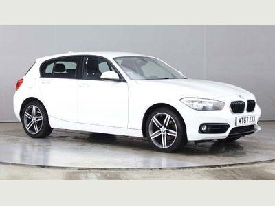 BMW 1 Series Hatchback 2.0 118d Sport Sports Hatch (s/s) 5dr