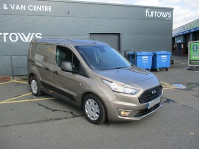 FORD TRANSIT CONNECT Unlisted 1.5 TDCI D/CAB TREND *SATNAV*
