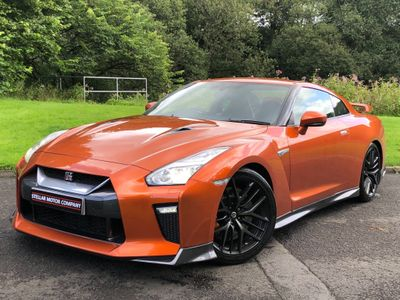 NISSAN GT-R Coupe 3.8 V6 Recaro Auto 4WD 2dr