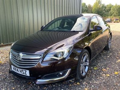 Vauxhall Insignia Hatchback 2.0 CDTi Limited Edition Auto 5dr