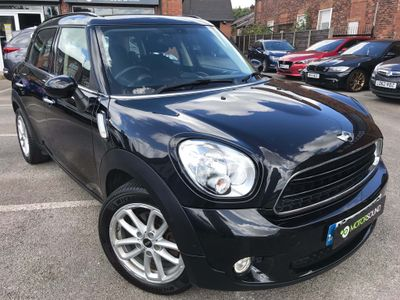 MINI Countryman SUV 1.6 Cooper D Business Edition (Chili) (s/s) 5dr