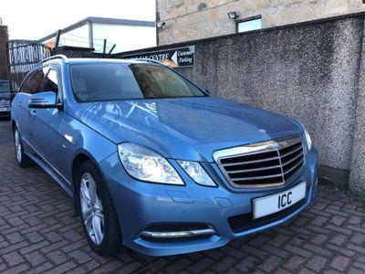 Mercedes-Benz E Class Estate 2.1 E220 CDI BlueEFFICIENCY Avantgarde Auto 5dr