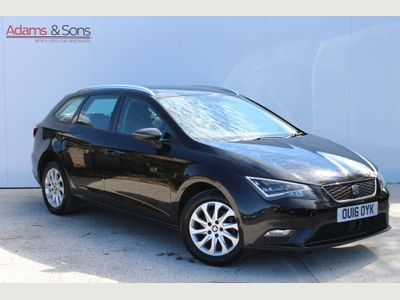 SEAT Leon Estate 1.6 TDI SE Technology Business ST (s/s) 5dr