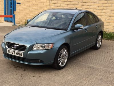 Volvo S40 Saloon 2.4 SE Lux Geartronic 4dr
