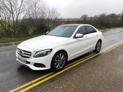 Mercedes-Benz C Class Saloon 2.1 C220d Sport (Premium Plus) 7G-Tronic+ (s/s) 4dr