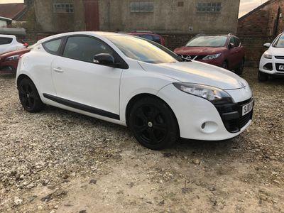 Renault Megane Coupe 1.6 VVT I-Music 3dr