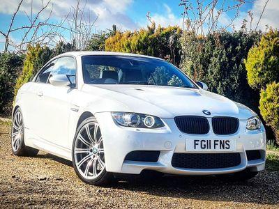 BMW M3 Convertible 4.0 DCT 2dr