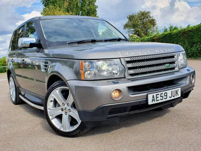Land Rover Range Rover Sport SUV 2.7 TDV6 HSE