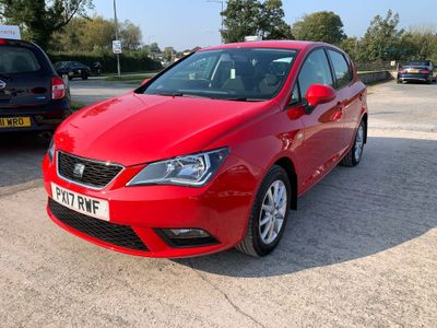 SEAT Ibiza Hatchback 1.2 TSI SE (Tech Pack) 5dr