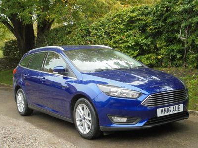 Ford Focus Estate 1.0T EcoBoost Zetec (s/s) 5dr