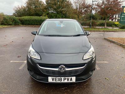 Vauxhall Corsa Hatchback 1.4i ecoTEC Energy 5dr