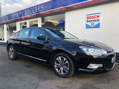 Citroen C5 Saloon 2.0 BlueHDi VTR+ (Techno Pack) 4dr