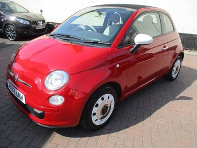 Fiat 500C Convertible 1.2 Colour Therapy 2dr