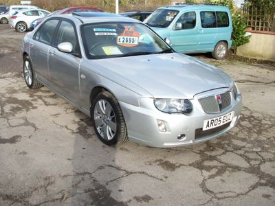 Rover 75 Saloon 2.0 CDTi Contemporary SE 4dr
