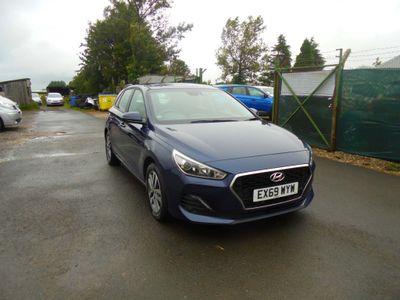 Hyundai i30 Hatchback 1.0 T-GDi SE Nav (s/s) 5dr