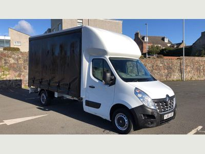 Renault Master Chassis Cab 2.3 dCi 35 Business FWD LWB EU5 2dr