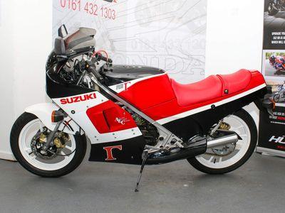 Suzuki RG250 Sports Tourer 250 FG Gamma