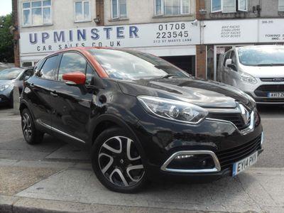 Renault Captur SUV 1.5 dCi Dynamique S MediaNav (s/s) 5dr