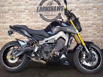 Yamaha MT-09 Naked 850