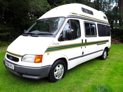 Ford Transit Unlisted AUTO-SLEEPERS DUETTO