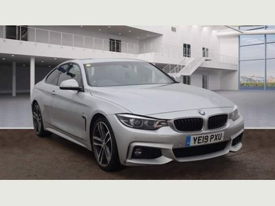 BMW 4 Series Coupe 2.0 430i GPF M Sport Auto (s/s) 2dr