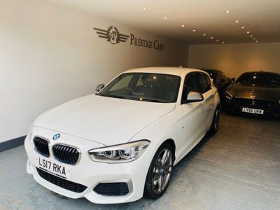 BMW 1 Series Hatchback 3.0 M140i (s/s) 5dr