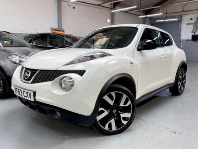 Nissan Juke SUV 1.5 dCi n-tec 5dr