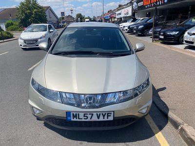 Honda Civic Hatchback 1.8 i-VTEC EX i-Shift 5dr