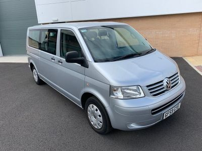 Volkswagen Transporter Shuttle Other 2.5 TDI T30 S Mini Bus 4dr (LWB)