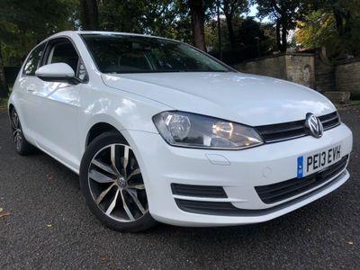 Volkswagen Golf Hatchback 1.4 TSI SE (s/s) 3dr