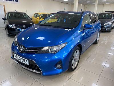 Toyota Auris Estate 1.6 V-Matic Sport 5dr