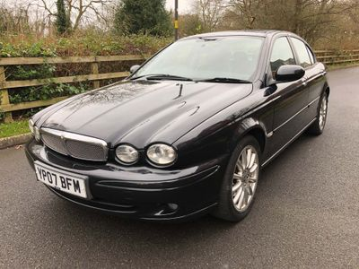 Jaguar X-Type Saloon 2.2 D S 4dr