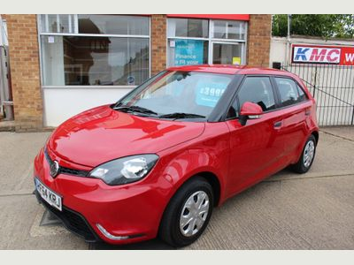 MG MG3 Hatchback 1.5 VTi-TECH 3Time 5dr