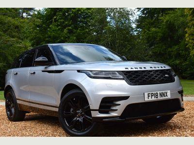 Land Rover Range Rover Velar SUV 2.0 D240 R-Dynamic SE Auto 4WD (s/s) 5dr