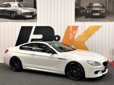 BMW 6 Series Coupe 3.0 640d M Sport 2dr